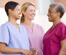 As Older Nurses Near Retirement, More Openings For New Generation