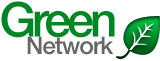 CareerCast Green Network Logo
